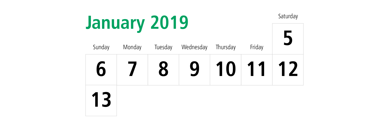 Weekly Calendar North Suburban Mennonite Church